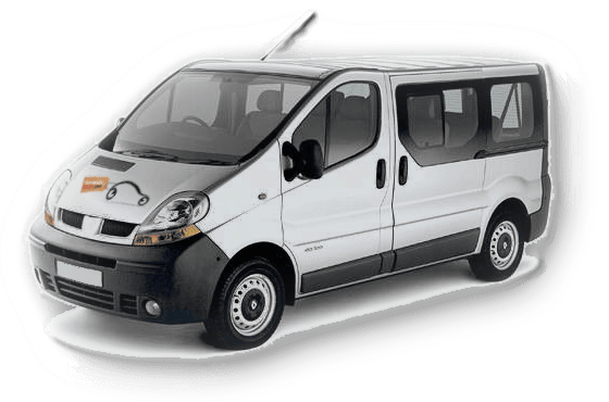 Mini van Crete transfers